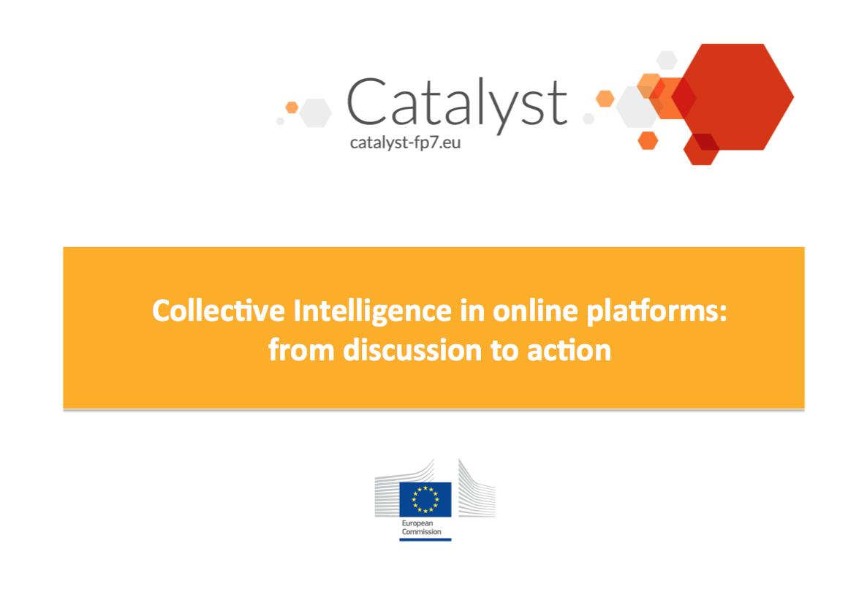 CATALYST presentation