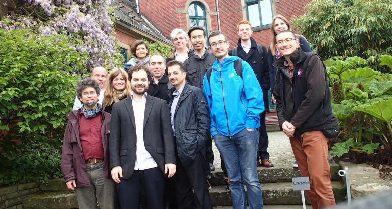 CATALYST 3rd consortium meeting