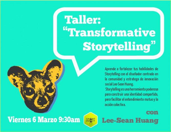 Transformative storytelling