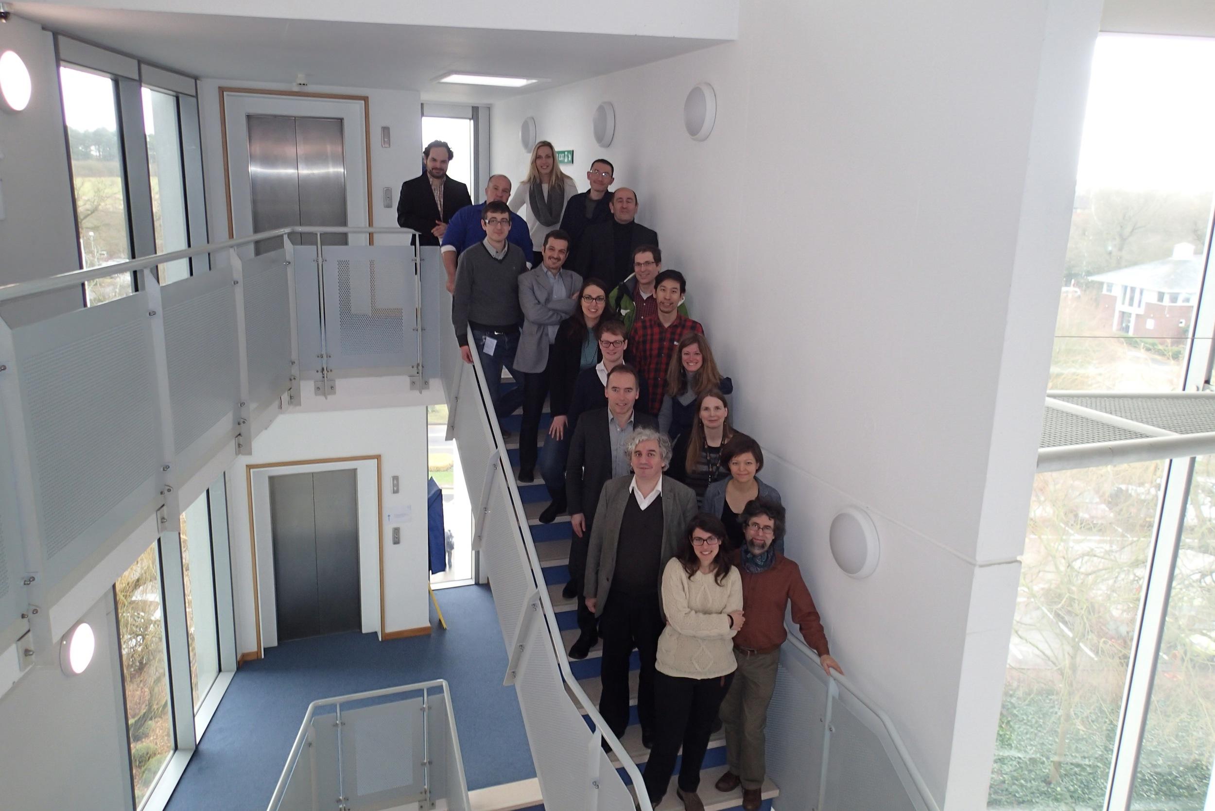 CATALYST consortium meeting
